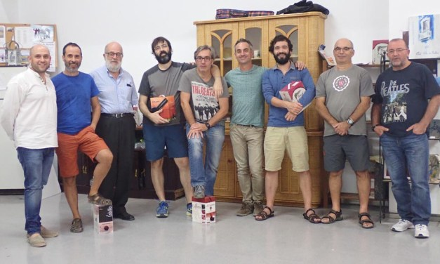 Auroros y Animeros de San Blas