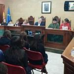 II Pleno Infantil en Calasparra con motivo del Día Universal de los derechos de la Infancia