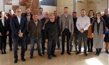 El Ayuntamiento de Caravaca recoge las necesidades y retos del sector del mármol y la piedra natural en un encuentro con representantes de las empresas