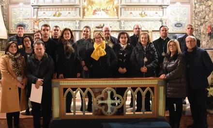 Reconocimiento a los trabajadores del Santuario Ntra. Sra. de la Esperanza