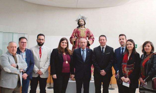 El Cristo del Prendimiento, expuesto en el Museo Salzillo hasta febrero
