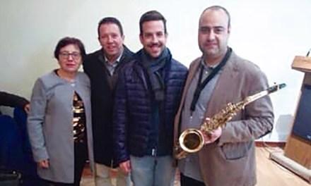 Presentado el 'Proyecto Bozza' de Norberto López