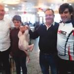 Concurso de Pesca 'El Pavo' y Trofeo de Navidad de Tiro al Plato