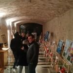 Inaugurada la exposición de artesanos de Pliego