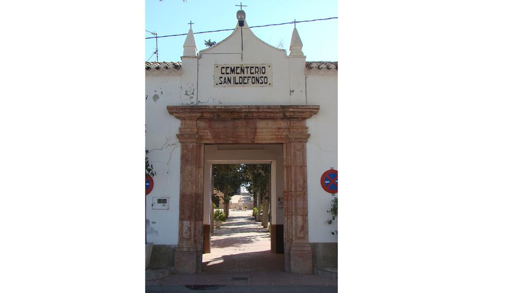 El cementerio de Mula cumple 120 años
