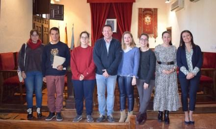 Firmado el convenio de colaboración entre Ayuntamiento y Consejo Local de la Juventud de Mula