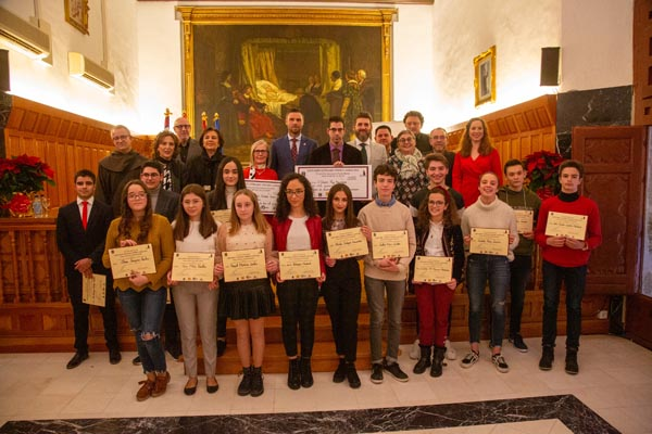 Entrega de premios literarios 'Albacara' 2019