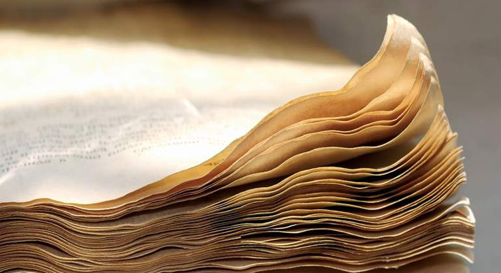 Libros mojados