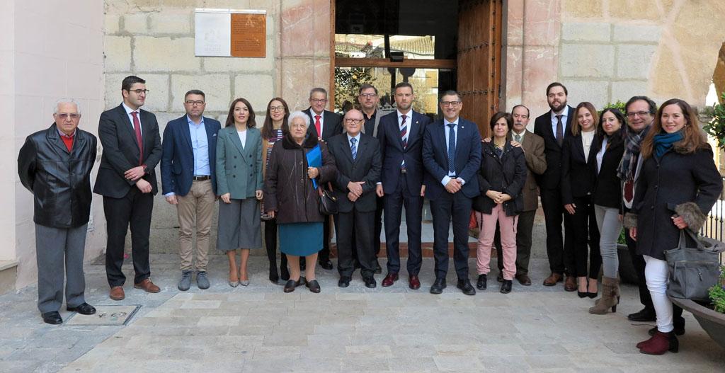 La Fundación Robles Chillida entrega sus 'Premios a la Investigación' en el Salón de Plenos del Consistorio