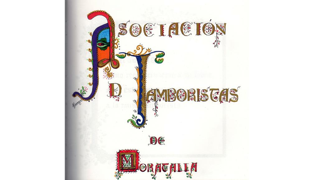 Ana María Almagro ilustra el nuevo libro de la Asociación de Tamboristas de Moratalla dedicado a la mujer