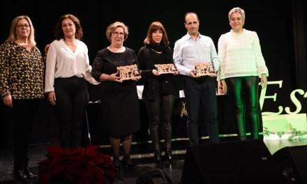 Entregados los premios del XXIV Concurso de nacimientos y belenes de Calasparra