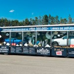 El camión de regalos más grande de Europa regresa a Caravaca De La Cruz tras entregar su primer premio a un vecino el año pasado.