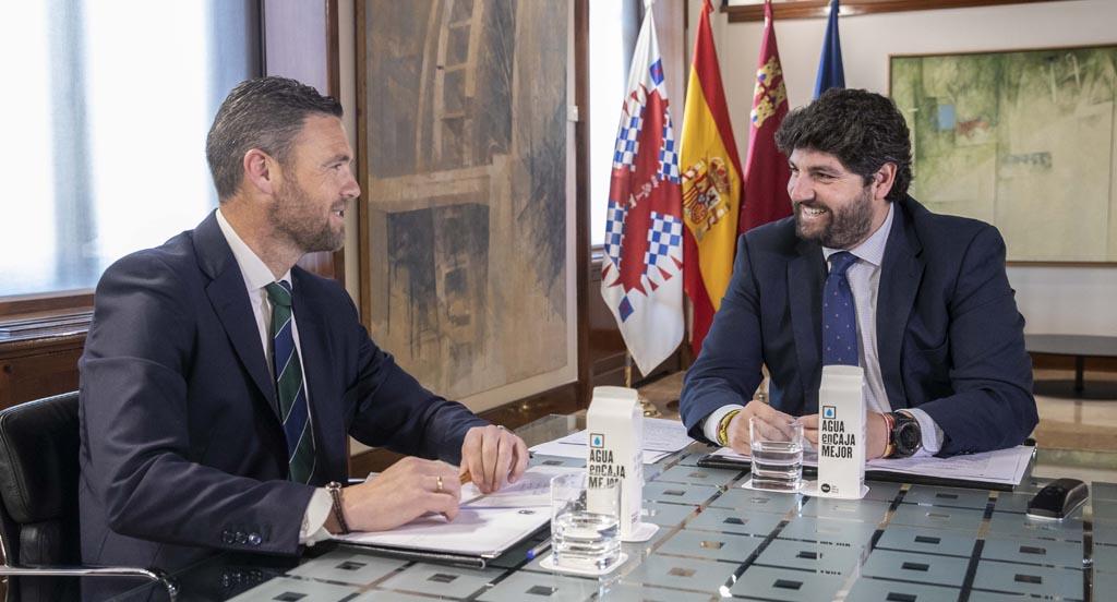 """El Gobierno autonómico reivindica la conexión con Andalucía por Venta del Olivo como un """"proyecto estratégico para la Región"""""""