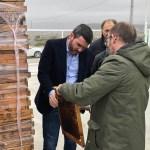 Antonio Luengo visita la empresa ApiZafra y pone en valor el sector de la apicultura en Región de Murcia