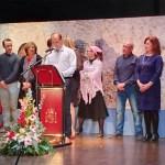 El grupo Anima Teatro Calasparra reconocido con el Premio Dña. Noli Egea a la Solidaridad