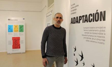 Abierta al público en Bullas la exposición «Adaptación: La otra lucha contra el Cambio Climático»