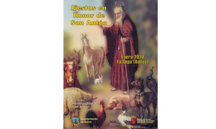 La Copa de Bullas celebra las Fiestas de San Antón
