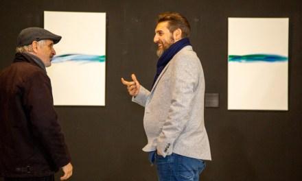 Jadoc, arte abstracto en la Compañía de Jesús, dentro del programa de exposiciones de la Concejalía de Cultura
