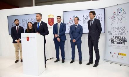 FITUR, punto de inicio de la campaña de apoyo a la candidatura 2020 de los Caballos del Vino a Patrimonio Inmaterial Cultural de la Humanidad