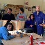 El Ayuntamiento de Caravaca visita con responsables de la Consejería de Educación los centros de ASCRUZ y APCOM para planificar mejoras en sus instalaciones