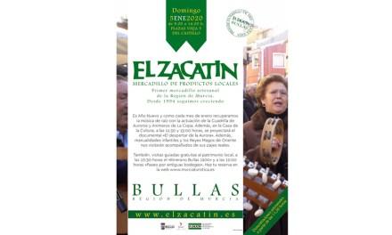 El Zacatín dedica su actividad central a la música de raíz
