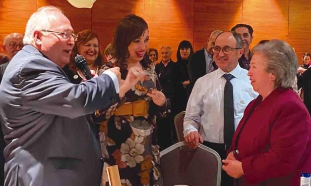 Florentino Bayona: «Me gustaría colaborar en actividades de fomento de la lectura»