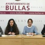 Implantado el Punto de Atención especializada a mujeres víctimas de Violencia de Género del municipio de Bullas