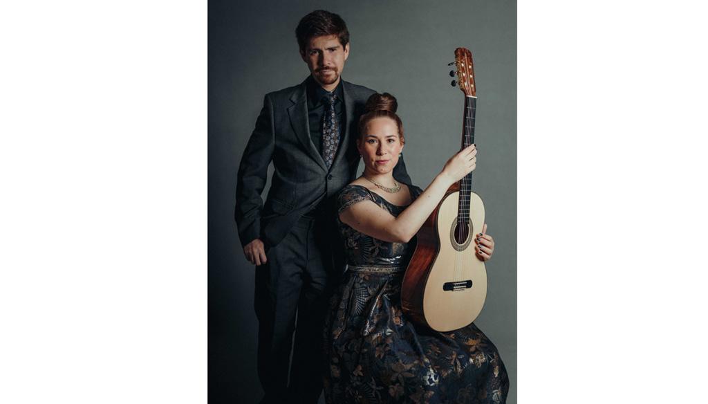 El dúo Hispania: verso y madera lanzará próximamente su primer disco