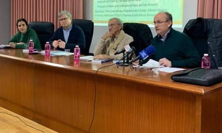 """El """"Consejo para la Defensa del Noroeste"""" propone, a los ayuntamientos de la comarca, crear:  """"la mesa comarcal del agua, agricultura y medioambiente""""."""