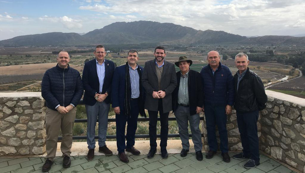 """José Martínez Nuñez, presidente de la DO Arroz de Calasparra: «Enfocaremos todo desde el punto de vista del agricultor, que al final es el creador"""""""