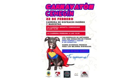 El comienzo de los actos del Carnaval y el final de la Ruta de Tapa y el Cóctel protagonizarán el fin de semana en Cehegín