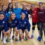 El fútbol sala femenino muleño, imparable