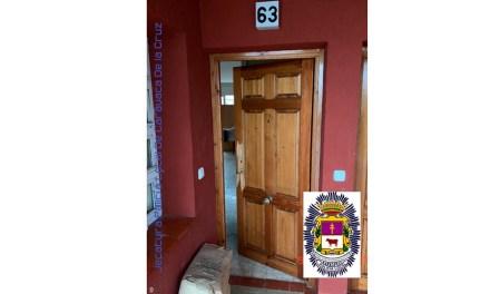 La Policía Local de Caravaca intensifica las labores de vigilancia dentro del Plan Preventivo de Ocupación de Viviendas