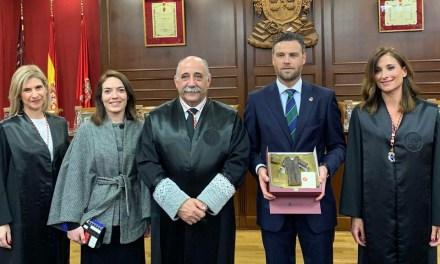 El Alcalde de Caravaca de la Cruz destaca la colaboración entre el Colegio de Abogados y el Ayuntamiento para acercar la Justicia al ciudadano