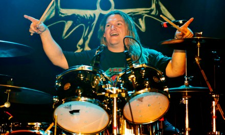 """Adiós a otro excelente baterista, Reed Mullin, de """"Corrosion of Conformity"""""""