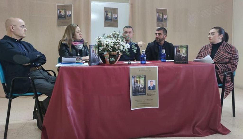 Presentada en Fuente Librilla la novela «Almas de Barro» de Francisco J. Ortín