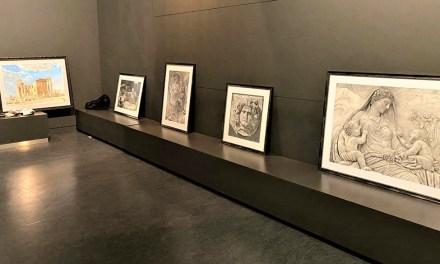 El Arqueológico recorre las raíces de la civilización a través de los dibujos de Peñalva
