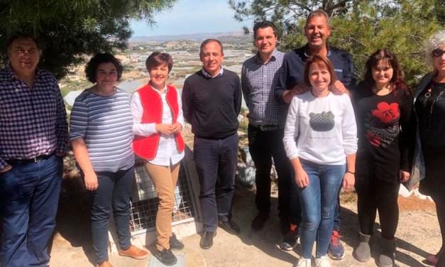 Agricultura aborda diferentes temas de interés para el futuro de la floricultura de Cehegín