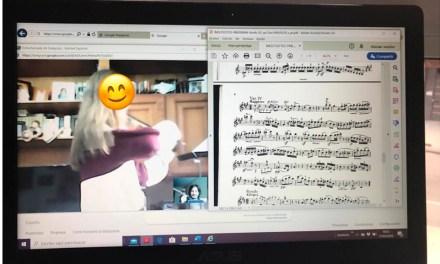 La música no para en el Conservatorio de Caravaca