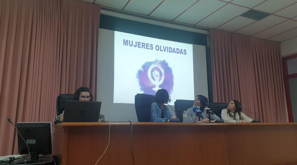 Exposición en Calasparra sobre mujeres olvidadas por la historia, Las Sinsombrero