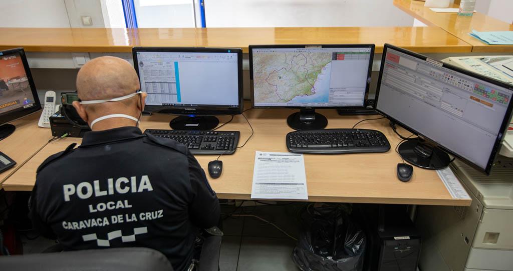 El Ayuntamiento de Caravaca de la Cruz refuerza la plantilla de la Policía Local con tres nuevos agentes