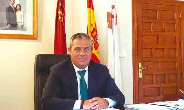 Antonio Huéscar, alcalde de Pliego: «Nos vamos a volcar en todo lo que esté a nuestro alcance»