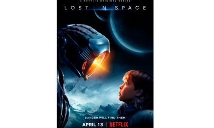 Series para una cuarentena: Lost in space