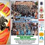 """La cábila Almorávides lanza a través de las redes sociales los concursos de dibujo y creación literaria con el lema """"Fiestas de la Cruz, esta año las vivimos con el corazón"""""""