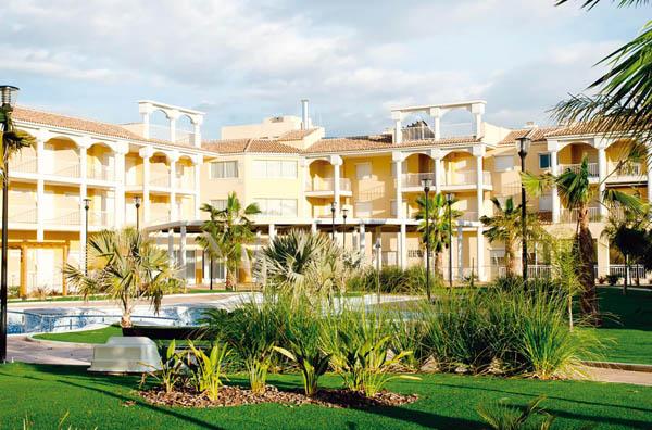 Residencia de Mayores Club de Campos