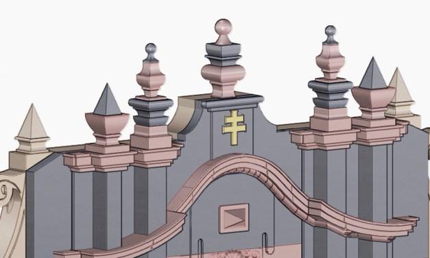 El modelado 3D aplicado al patrimonio cultural