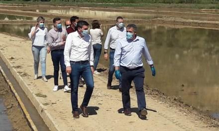 La Comunidad colabora con la Denominación de Origen Protegido Arroz de Calasparra para erradicar plagas en los cultivos