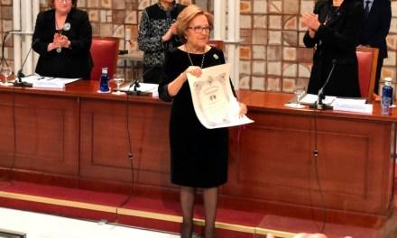 Rocío Álvarez, catedrática Extraordinaria de Inmunología en la UCAM: «El virus se quedará con nosotros bastante tiempo»