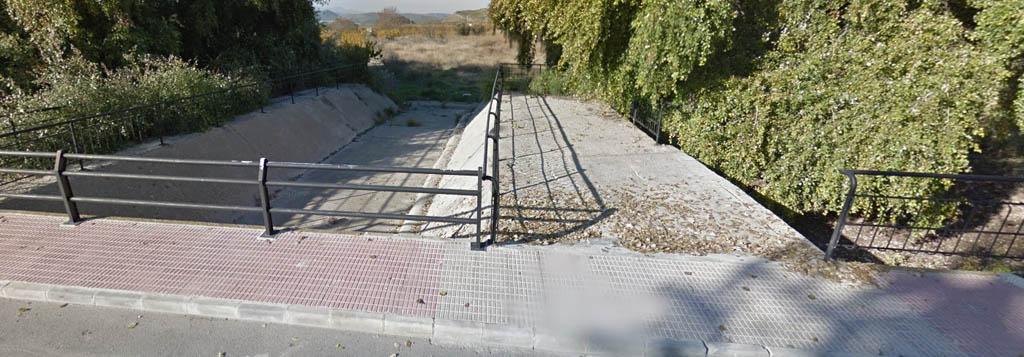 El Ayuntamiento de Bullas insta la CHS la limpieza de la rambla de la caña de La Copa