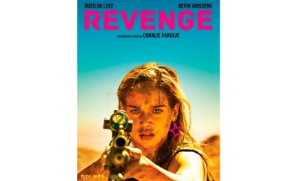 Películas para una cuarentena: Revenge